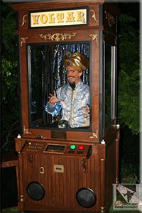 Voltar Fortune Booth Zoltar